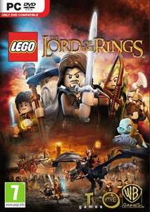 [Download STEAM] Lego PC Spiele (Batman 1+2, LOTR, HP) @ game.co.uk