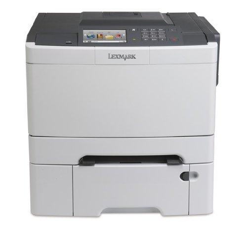 [WHD] Lexmark CS510DTE Farblaserdrucker (1200 dpi, USB 2.0) graphit/weiß