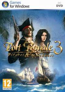 (UK) Port Royale 3: Pirates and Merchants [PC-DVD] für 5.78€ @ Zavvi