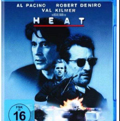 Blu-ray Heat für 7,97 bei Amazon