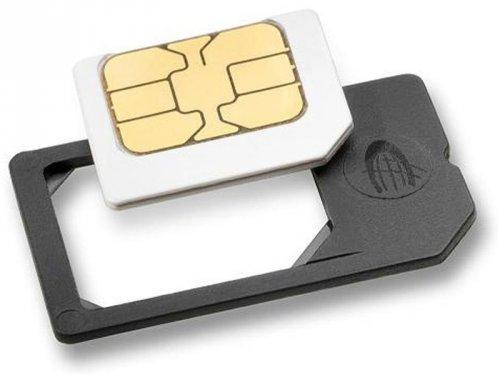 Micro Sim Adapter aus Deutschland @Ebay