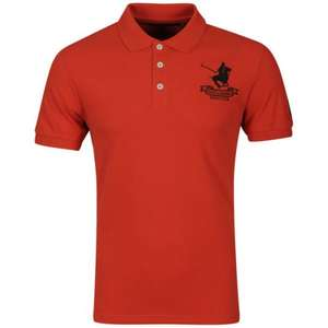 [THE HUT] Santa Monica Polo Shirt Herren 3,49 €