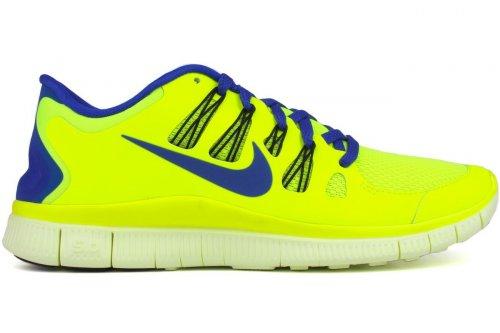 [KARSTADT] Nike Free 5.0+ gelb Herrenschuh inkl. Versand 78,95 € (Über Qipu für 71,05)