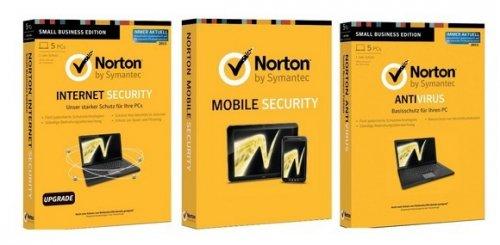 Norton Aktion bei Amazon: 30% Rabatt auf Sicherheits Software!