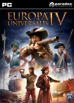 Europa Universalis 4 (Erscheinungsdatum: 13.8.) für 22,41€