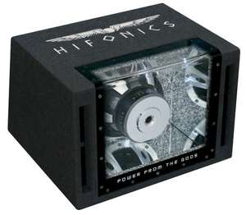 Bandpass Subwoofer HIFONICS ZXi-12BP für nur 149,- EUR inkl. Versand