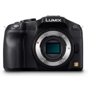 Panasonic Lumix DMC G6 / Body only / sehr gute micro four thirds Kamera / in D versandkostenfrei