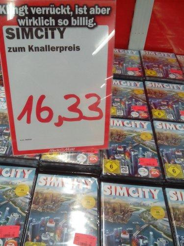 [Lokal MM Berlin ] Simcity für 16,33€