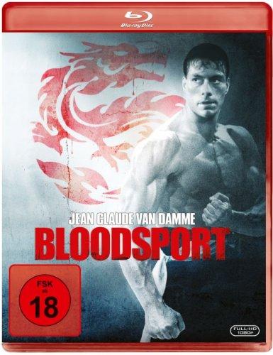 [Lokal Saturn Wuppertal] Bloodsport Blu-ray 9,99€