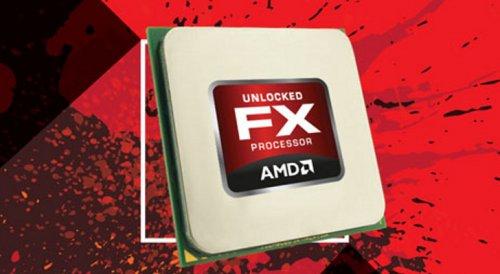 AMD FX-Serie FX-4350, AM3+, Quad-Core CPU - @ebay
