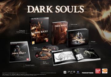 Dark Souls - Special Edition - Pre Order bei Zavvi.com