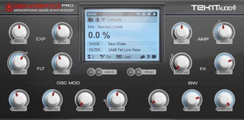 Genobazz Pro - Synthesizer Anwendung (Software)