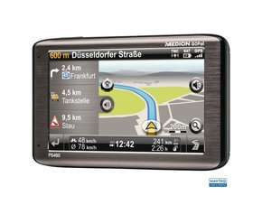 MEDION® GoPal® P5460 EU+ (B-Ware) Navigationssystem - 83,69€ mit 7% Gutschein