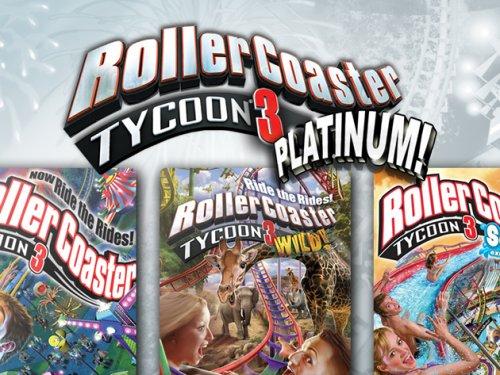 [Steam] Rollercoaster Tycoon 3: Platinum
