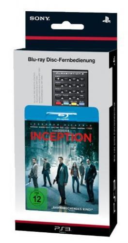 PS3 Fernbedienung + Inception Blueray für 26 EUR
