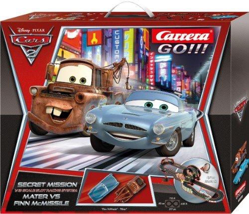 CARRERA GO! Disney/Pixar Cars 2 Carrera Bahn 49,99€ statt 84.99€ Mytoys