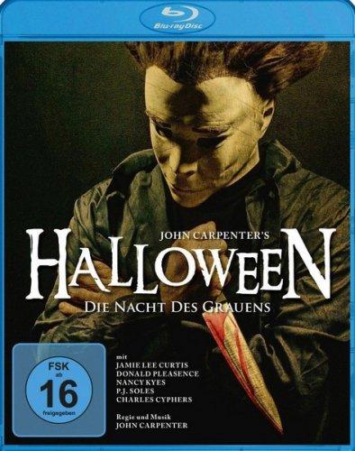 [Blu-Ray] Halloween - Nacht des Grauens @ebay