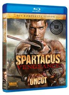 Spartacus Vengeance [Blu-ray] uncut bei ofdb.de
