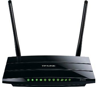 TP-Link WDR3500 für 30€ - 2 x 300MBit/s WLAN Router