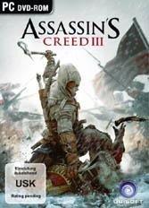 [Uplay] Assassin's Creed III Standard Edition 13,20€, Season Pass 5€