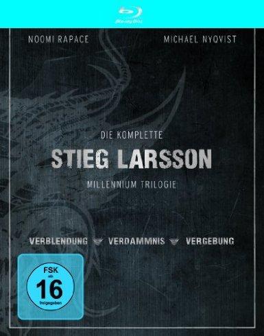 Stieg Larsson Millennium Trilogie (Blu-ray) ab 7,99€ @saturn.de (und 8,75€ @Amazon)