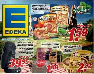 [LOKAL Uelzen] Philips Senseo 7810/60 für 39,99€ bei EDEKA