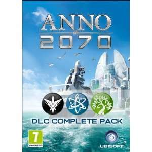 Anno 2070 DLC Complete Pack AMAZON.UK
