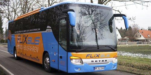 viele Flixbus 1€ - Strecken (neu: Mainz - Berlin)