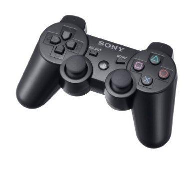 Sony PS3 Dualshock 3 Wireless-Controller (schwarz) für 33€ inkl. Versand @saturn.de