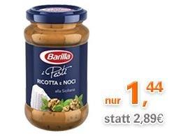 Barilla-Pesto Ricotta e Noci 1,44 € bei Allyouneed.com als Tagesangebot