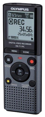 Olympus digitales Diktiergerät VN-711 PV für nur 29,99 EUR inkl. Versand