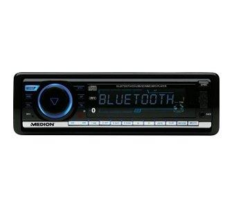 Autoradio mit Bluetooth Freisprecheinrichtung von Medion@plus.de