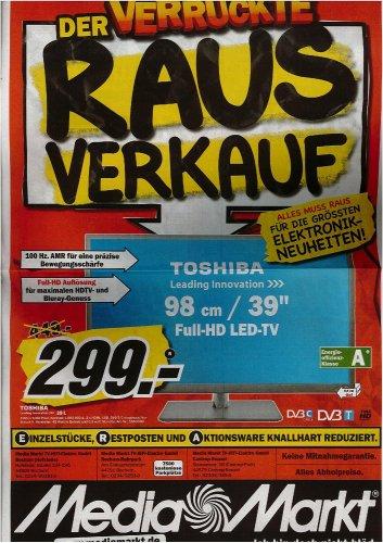 [Lokal Bochum/Castrop] Media Markt Rausverkauf
