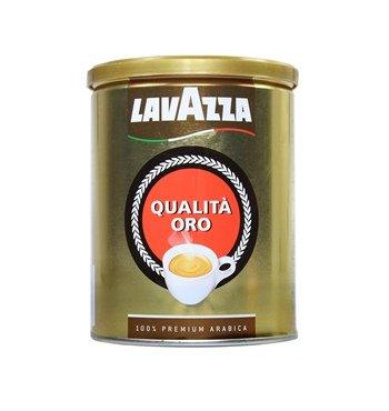 [Allyouneed] 4 x Lavazza, Espresso Qualità Oro gemahlen, 250 g für 15,00€ effektiv 13,61€