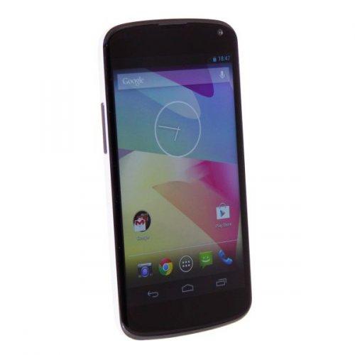 Heute bei Getgoods das Google Nexus 4 16GB weiß Smartphone für 309,90€