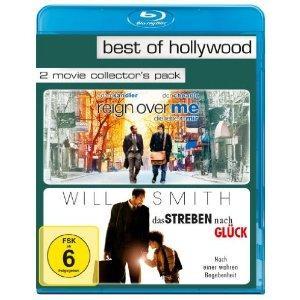 Streben nach Glück / Reign Over me (Blu-Ray) für 12,97 € inkl. Versand