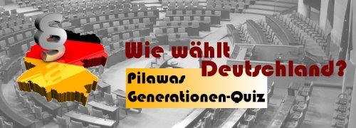 Freikarten für Pilawas Generationen Quiz am 24.08.