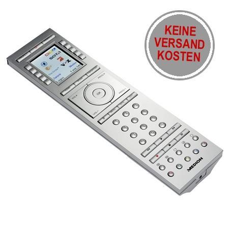 Medion Universalfernbedienung X74000 in silber