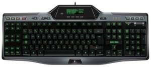 Logitech Gaming Keyboard G510 Neu MEDIA Markt