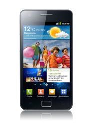 Samsung Galaxy S II - mit Internetflat - Top Preis!