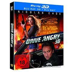 """Live-Shopping-Deal: """"Drive Angry"""" in 3D auf Blu-ray Disc für 19,90 EUR inkl. Versand"""