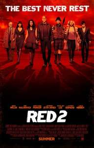 Fast kostenlos ins Kino zu R.E.D. 2 (jeder 3. Anruf gewinnt)