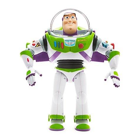 TOY STORY Buzz Lightyear - Sprechende Actionfigur 29.90€ statt 39.90€ im Disneystore