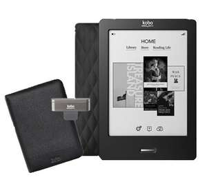 Kobo Touch eReader Spar-Bundle