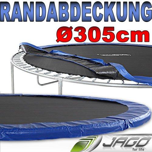 Randabdeckung für Trampolin mit der Größe Ø 305cm für nur 19,95 EUR inkl. Versand