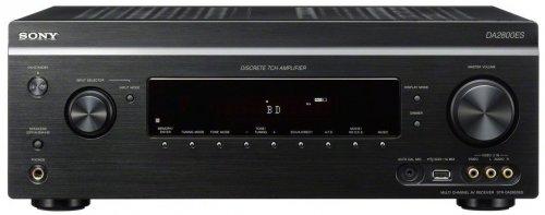 [SONY OUTLET] Sony STR-DA2800ES 7.2 Kanal Receiver (125 Watt pro Kanal, 4K, 3D, 8x HDMI IN, 3x HDMI OUT, GUI, DLNA, Internetradio) schwarz (qipu: -34,14 €, max. 35% Ersparnis!)