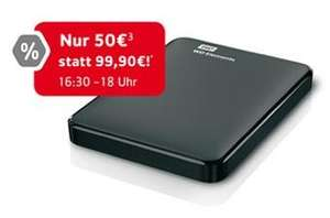 "(lokal Hamburg) WD 2,5"" 1TB USB 3.0 50€ / Apple Earpods 15€ / WD 3,5"" 4TB, USB 3.0 199€"