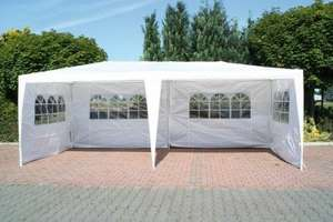 Party Zelt oder Grill Pavillon 3 x 6 Meter