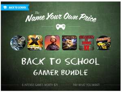 Back To School Gamer Bundle (Apple MAC english)