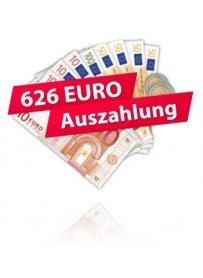 Vodafone MD Flat 4 you für effektiv 3,81 durch 626,-- Auszahlung